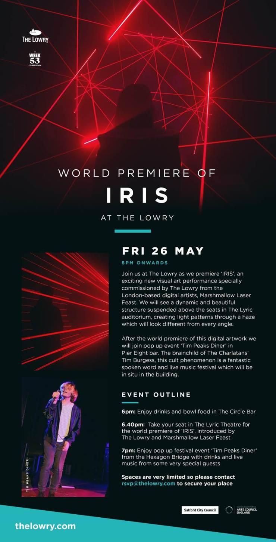 IRIS premiere