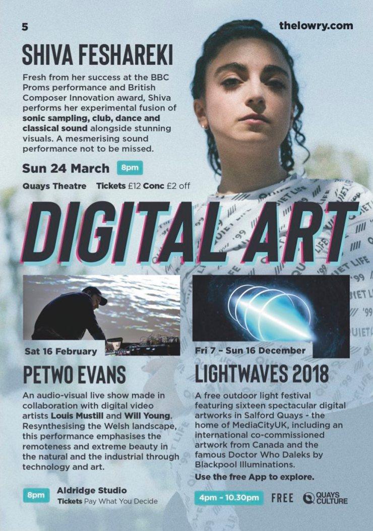 Lowry brochure 2019