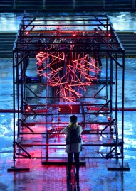 Heart Beat by GNI Projects - Lightwaves new commission 2016, winner of DARC award